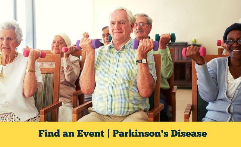 Find an Event _ Parkinson's Disease