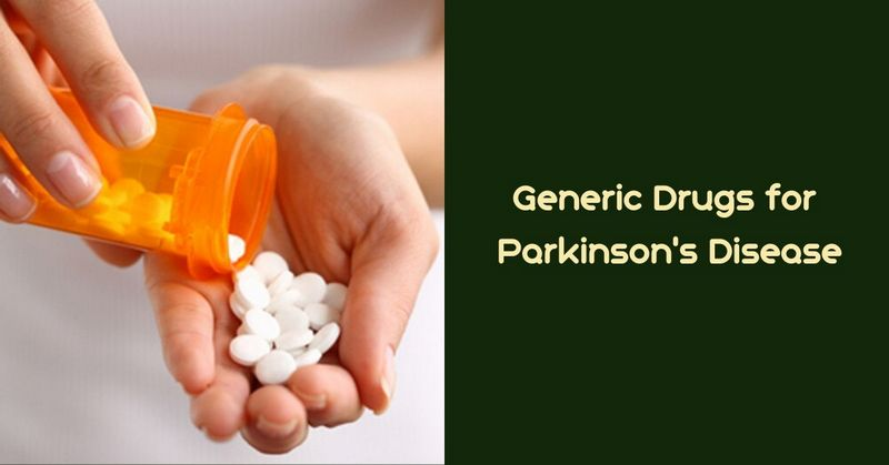 Generic Drugs for Parkinson's Disease
